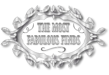 The Most Fabulous Finds logo